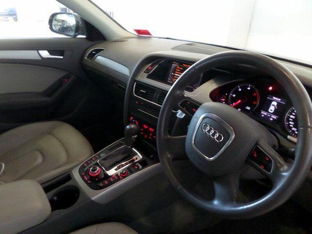2009 Audi A4 2.0 TDI B8 (8K) Sedan 5