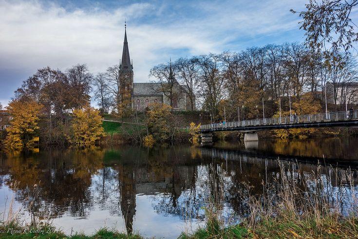 Ilen church - Ila kirke | Trondheim, Norway