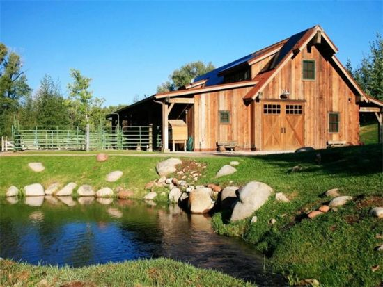 29 Best Farm Ranch Homes Images On Pinterest