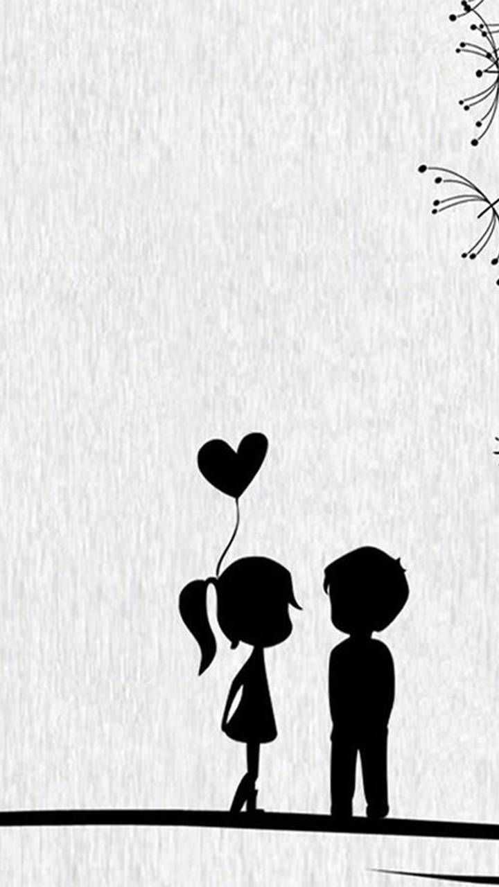 Love Hd Wallpaper Zedge Cute Couple Wallpaper Cute Cartoon Wallpapers Cute Couple Cartoon
