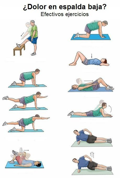 "Workouts Plans :   Illustration   Description  Ejercicios Para el Dolor de Espalda Baja    www.ElimineSuDolo…    ""Life begins at the end of your comfort zone"" !    -Read More –   - #Workouts https://healthcares.be/fitness/workouts/workouts-plans-ejercicios-para-el-dolor-de-espalda-baja-www-eliminesudolo/"