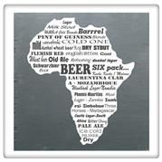 Africa Decor sign