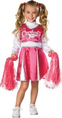 Cute pink and white Cheerleader costume for Halloween. From the article: Fun Cheerleader Costumes for Girls and Women: http://www.squidoo.com/fun-cheerleader-costumes