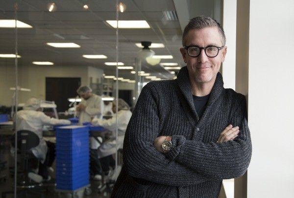 Meet Shinola's Creative Director Daniel Caudill: http://bit.ly/1razeGn