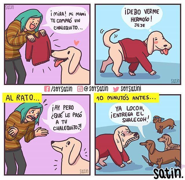 Artista Soysatin Pelaeldiente Comics Caricaturas Vinetas Graphicdesign Funny Arte Ilustracion Memes Funny Memes Cute Comics