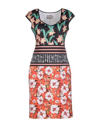 CLOVER CANYON Short Dress. #clovercanyon #cloth #dress #top #skirt #pant #coat #jacket #jecket #beachwear #