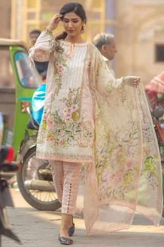 b688cf4cdd Firdous Lawn Suit, Ladies Designer Replica, Online Clothes Shopping ...