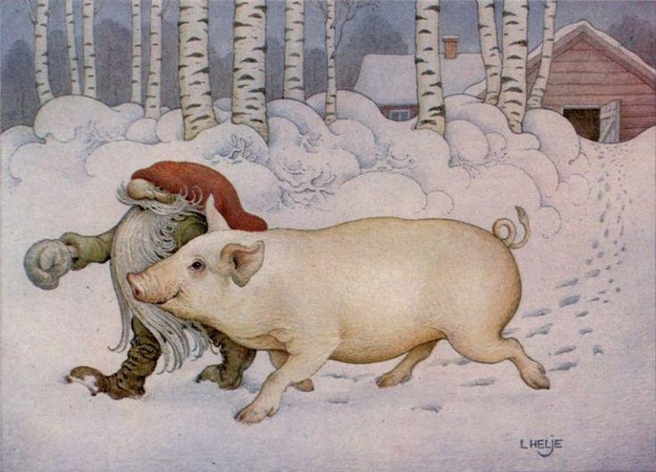 Коллекция работ шведского художника Lennart Helje. Обсуждение на LiveInternet - Российский Сервис Онлайн-Дневников