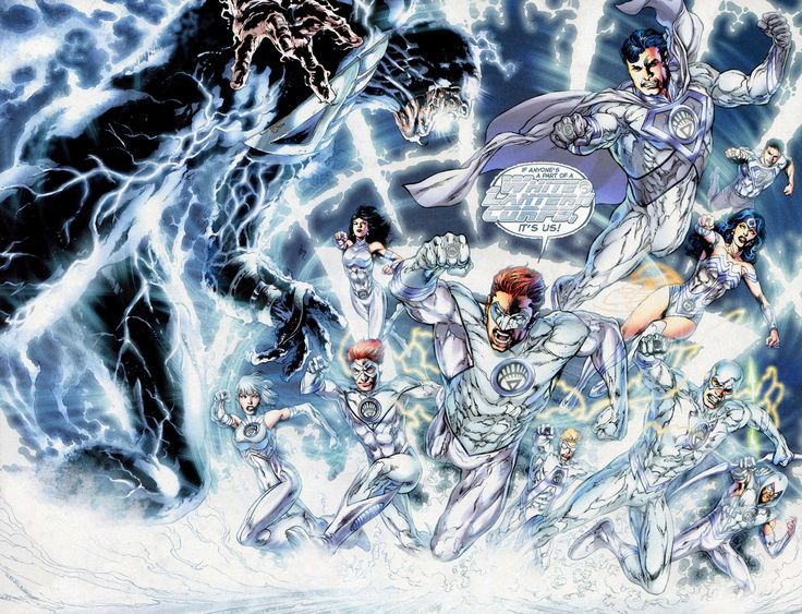 White Lantern Corps | general information official name white lantern corps first appearance ...