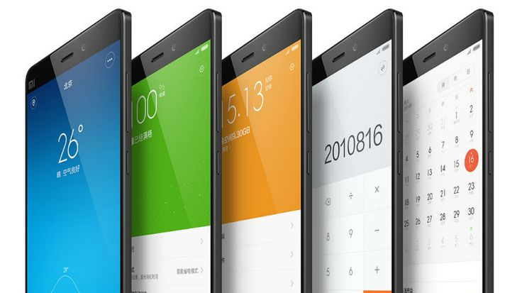 #Xiaomi launches sleek, powerful alternative to the #iPhone 6 Plus: http://on.mash.to/1yfyMcE