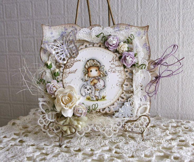 Camillas Magnolia Kort...so precious!!!