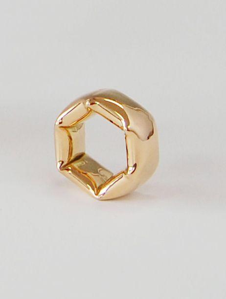 Fumiki Taguchi ballooned form, ring, 2013 Micheko Galerie....x