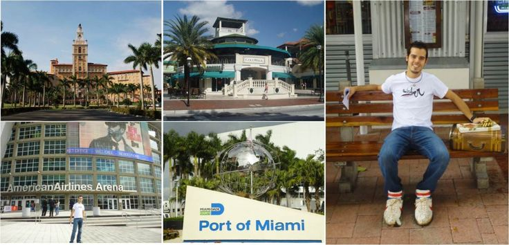 que ver en Miami-coral gables-coconut grove-port of miami-miami heat nba