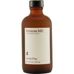 Perricone MD by Perricone MD Advanced Anti-Aging Serum Prep--178ml/6oz by N.V. Perricone. $159.95. **No U.S. Sale Tax** 6oz / 177ml. N.V. Perricone M.D. Serum Prep With DMAE and Phospholipids. New in Box. N.V. Perricone M.D. FACIAL SERUM PREP With DMAE and Phospholipids Rx3 Repair Apply this treatment before application of neuropepetides, alpha lipoic acid or Vitamin C Ester treatments. This serum prepares skin to absorb benefits from those face tr