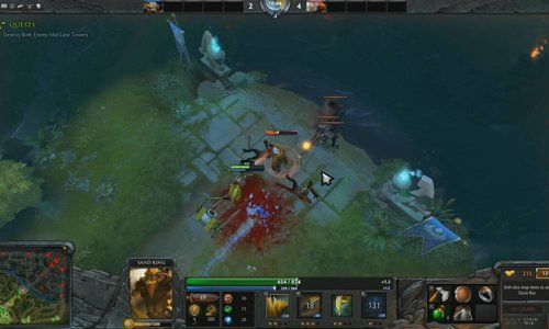 Dota 2 is a Free to play, MOBA (multiplayer online battle arena), Action and Strategy Game