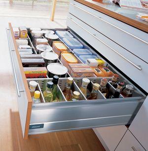 Cabinet Storage Solutions   Storage Cabinetry · Kitchen DrawersIkea ...