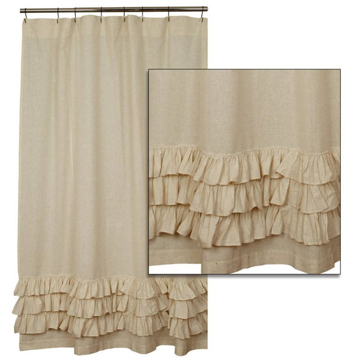 Shower curtain country style curtain menzilperde net for Country style bathroom shower curtains