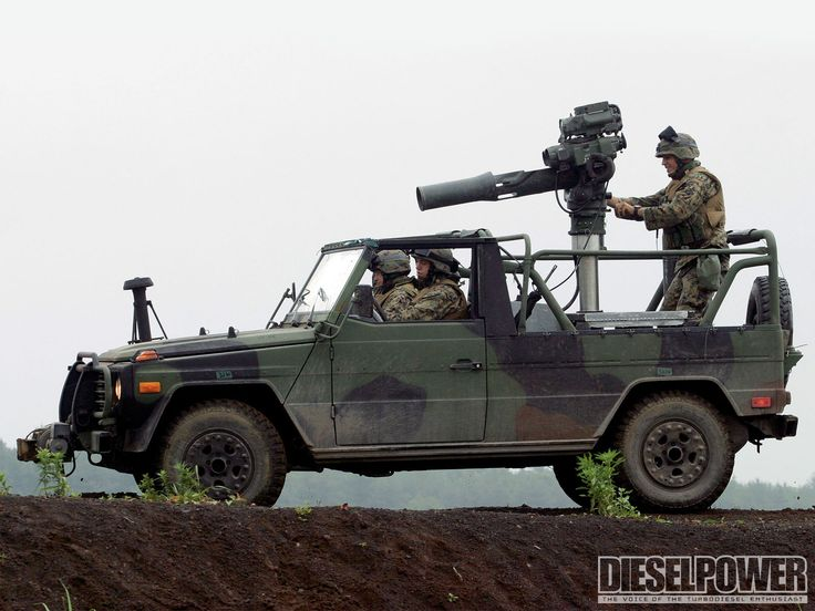 Diesel Power May 2010 Military Power G Wagen Wheels Photo 1