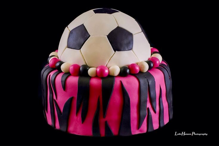 Soccer Fashionista Cake for a special girl's birthday this weekend. #JodiCake