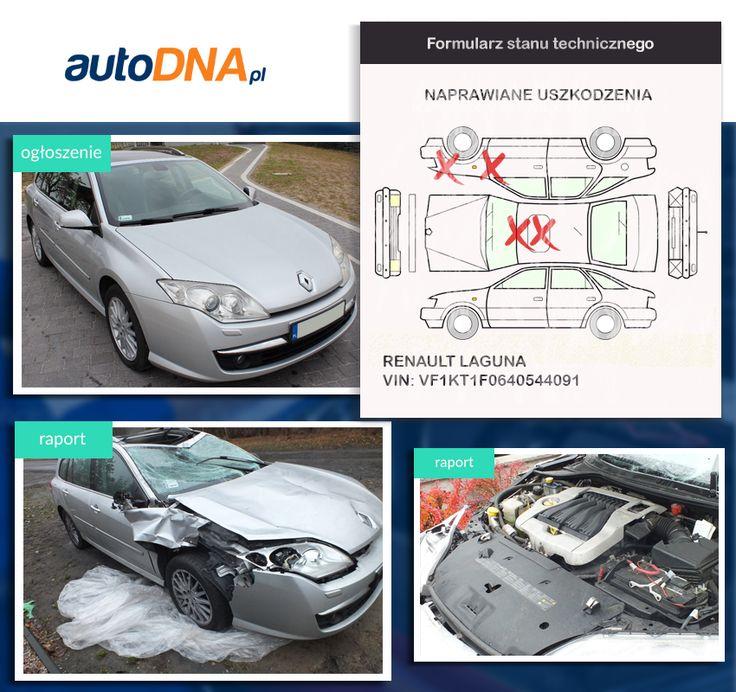 Baza #autoDNA - #UWAGA! Pojazd oferowany na sprzedaż -  https://www.autodna.pl/lp/VF1KT1F0640544091/auto/07f756c6d0bff317d8154fb4e4246161d5e457e1  Ogłoszenie - https://www.otomoto.pl/oferta/renault-laguna-2-0-gaz-brc-bi-xenon-szklany-dach-polski-salon-ID6yW2yp.html
