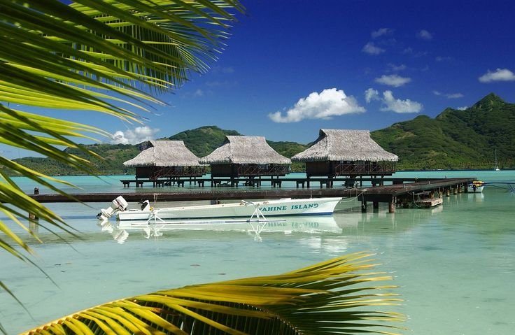Vahine Island - French Polynesia A lovely... | Luxury Accommodations
