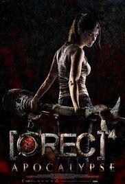 [REC] 4: Apocalypse Poster