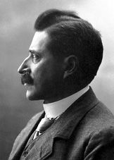 Carl Gustaf Verner von Heidenstam - Nobel de Literatura em 1916 (Suécia). Em reconhecimento do seu significado como o representante principal de uma nova era na literatura.