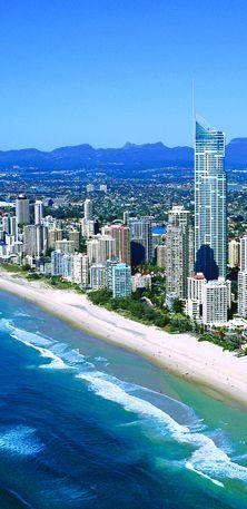 ゴールドコースト,オーストラリア  Gold Coast, Australia