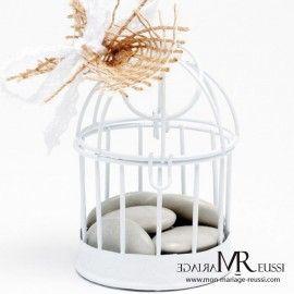 Cage bonbonnière ou photophore