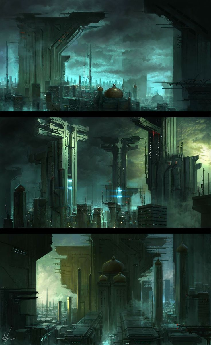 Other possible futuristic buildings in Lunar Chronicles world.