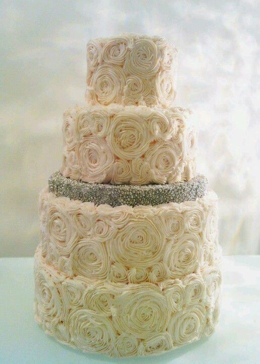 rosette wedding cake images 17 best images about wedding cakes on 19310