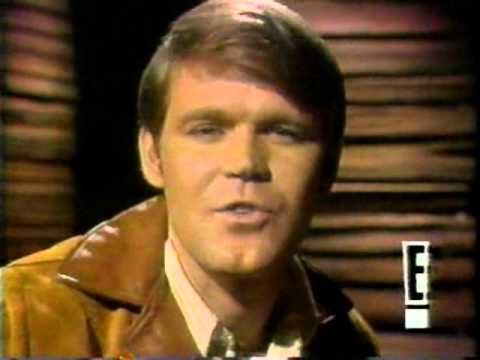 Gentle On My Mind - Glen Campbell ~ With composer, John Partridge.  LOL I can't tell them apart.  Wonderful!