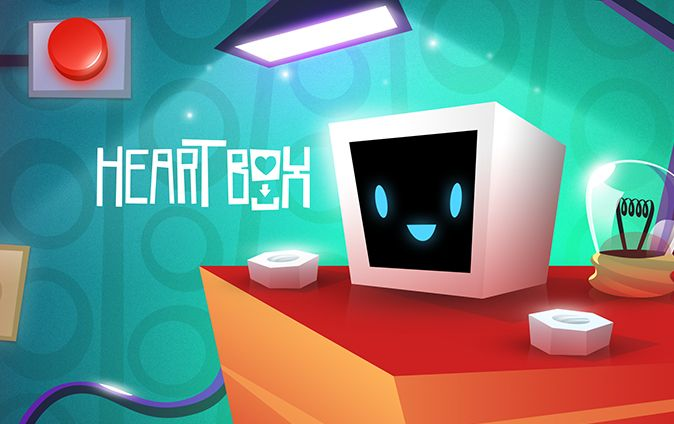 Heart Box - release new game!
