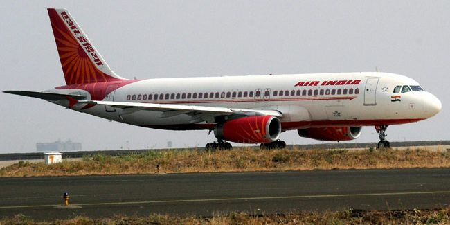 Air India Flight Tickets as low as  Rajdhani Train Fare