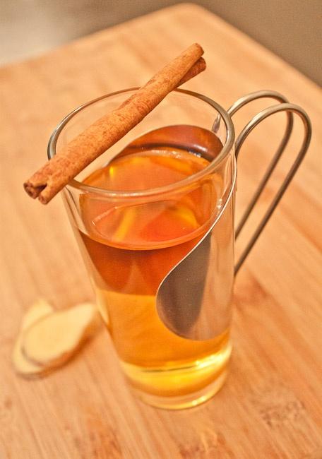Savour Sisters: Day 4: Ginger Orange Spiced Apple Cider