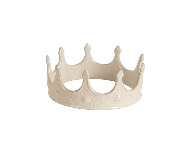 Memorabilia Porcelain Crown design by Seletti