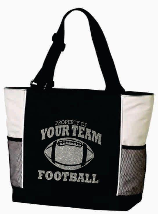 TEAM FOOTBALL BAG. Team Football Bag. Team by MainStreetSports, $28.00