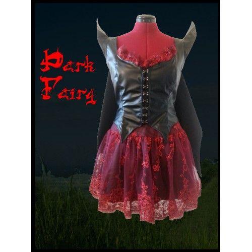 Dark Fairy - De Duistere Fee