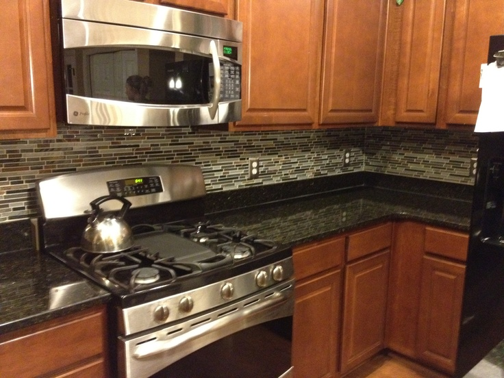 tile mosaic backsplash bought tile at lows for cheap took about two