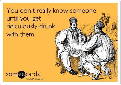 Stupid Men E-cards | 539327_371366989604016_1616922095_n: Haha Is, Best Friends, Hahaha Truth, Funny Shit, True Hahaha, Hahahaha True, Funny Drunk Ecards, Drunk Friends, Haha So True