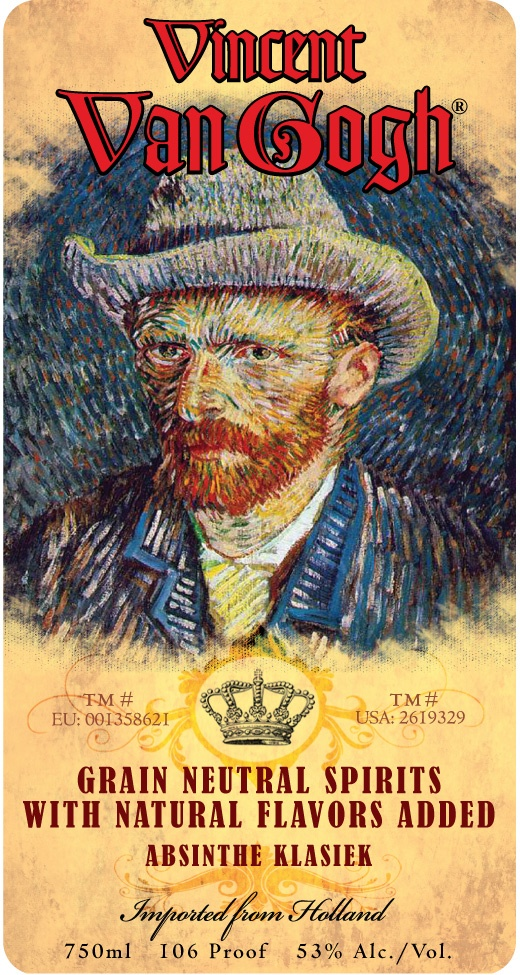 Here's a rare one. Klasiek from Van Gogh. Not yet launched.