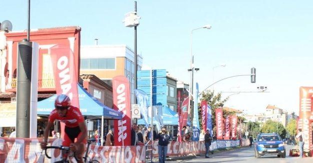 Yol Bisikleti Balkan Şampiyonası 'Edirne'de başladı
