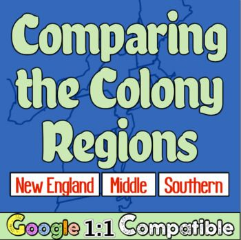a comparison of the new england and southern colonies The colonies in north america differed in how they survived economically from the northern colonies to the southern colonies this was mainly due to the climate differences the trade would start in new england where new england rum was sent to africa in exchange for slaves.