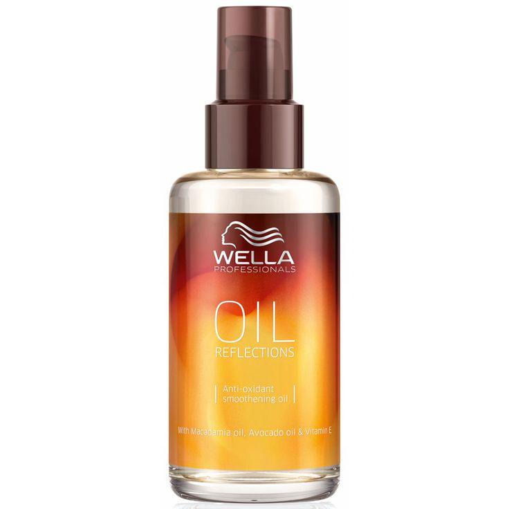 Oil Reflections Wella Professionals - Ulei hidratant pentru parul lipsit de vitalitate