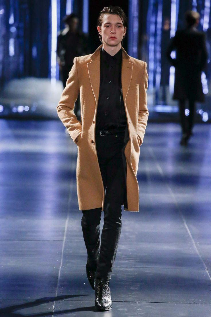 Saint Laurent Fall 2015 Menswear