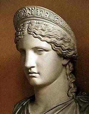 Mitología griega. La diosa Hera