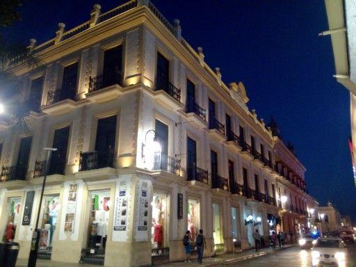 Gran Hotel  c. 60 x 59 y 61. Centro Histórico. Mérida, Yucatan.