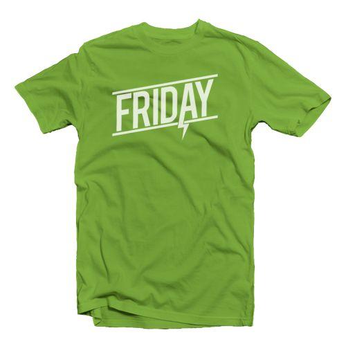 Friday dari tees.co.id Oleh AWYEA!