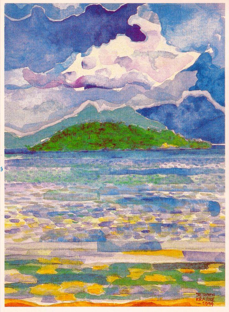 Jeroen Krabbé,The Andaman Sea,1994.