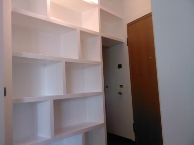 libreria cartongesso  Cose per la casa  Pinterest